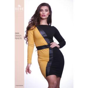 ruha 3688 okker-fekete