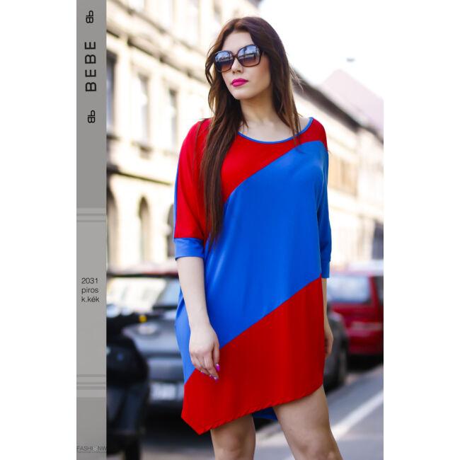 ruha 2031 piros+k.kék