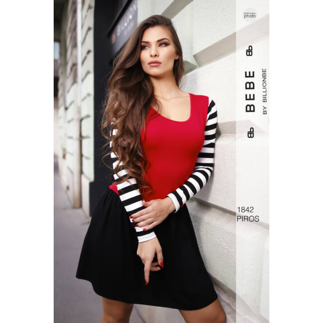 ruha 1842 piros