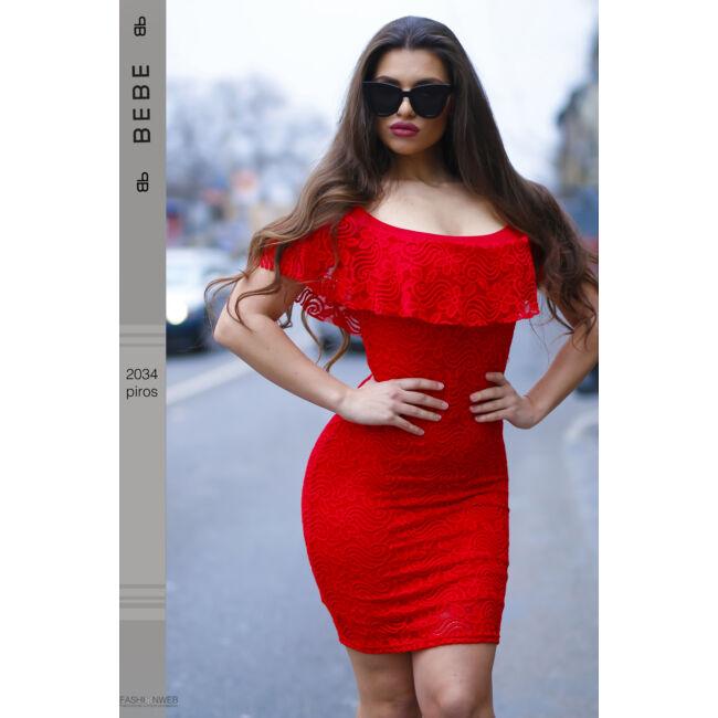 ruha 2034 piros