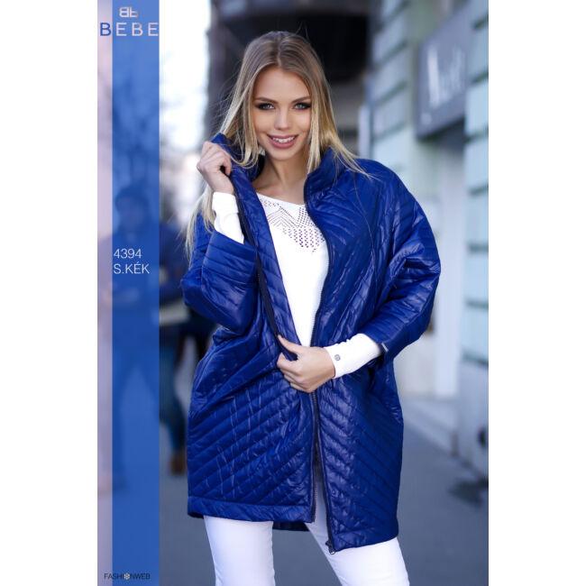 kabát 4394 s.kék
