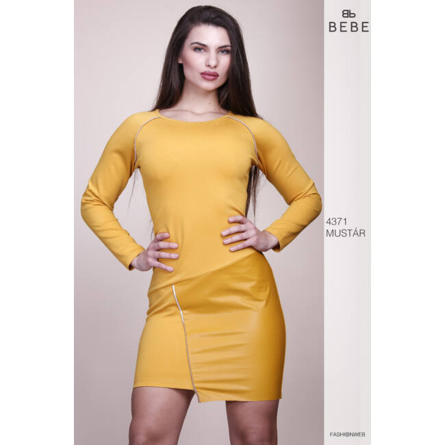 ruha 4371 mustár