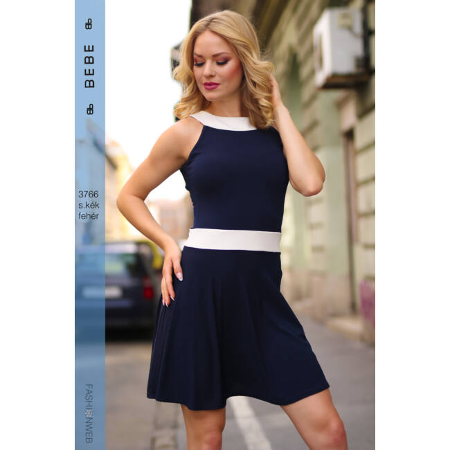 ruha 3766 s.kék-fehér