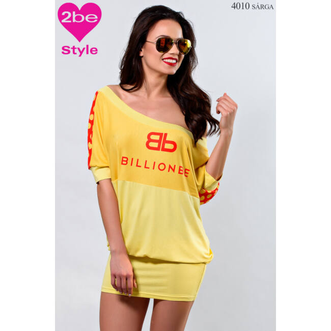 Ruha 4010 sárga