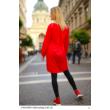 Extra ruha piros