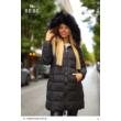 kabát 3013 fekete