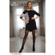 7103 Valéria ruha fekete-bőr dinnye