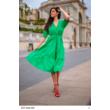 8237 Zsanett ruha brazil zöld