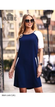 ruha 8664 s.kék