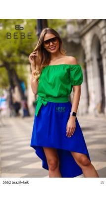 ruha 5662 brazil+kék