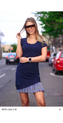 ruha 8670 s.kék