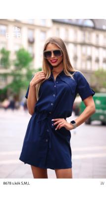 ruha 8678 s.kék