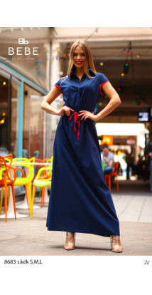 ruha 8683 s.kék