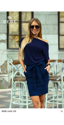 ruha 8688 s.kék