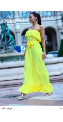ruha 5691 sárga
