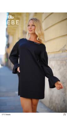 ruha 5715 fekete