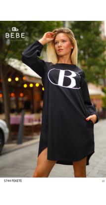 Extra ruha fekete