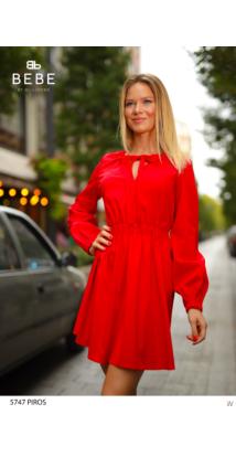 Manna ruha piros
