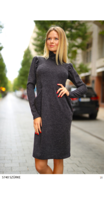 Brigitta ruha szürke