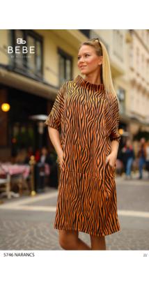Tiger ruha narancs