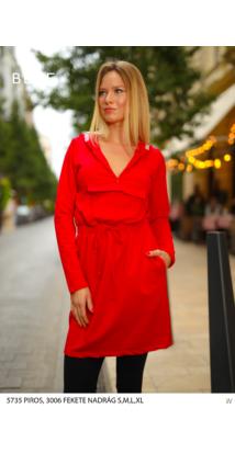 Adri ruha piros