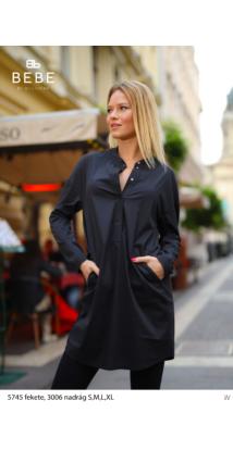 Magdi ruha fekete