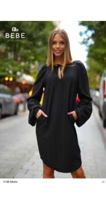 Zalax ruha fekete