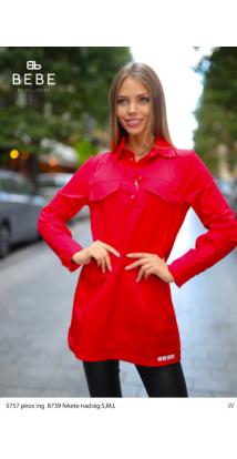 Bali ruha piros