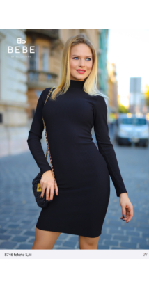 ruha 8746 fekete