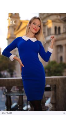 Creep ruha 5777 k.kék