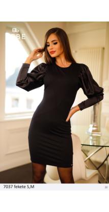 Mistic ruha 7037 fekete