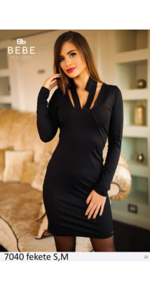 Imola ruha 7040 fekete