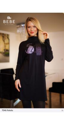 ruha 7046 fekete