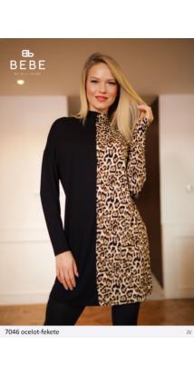 ruha 7046 ocelot-fekete