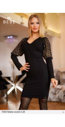 ruha 7050 fekete-ocelot
