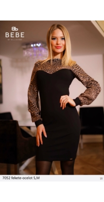 ruha 7052 fekete-ocelot