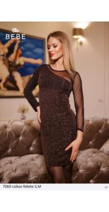 ruha 7060 csíkos-fekete
