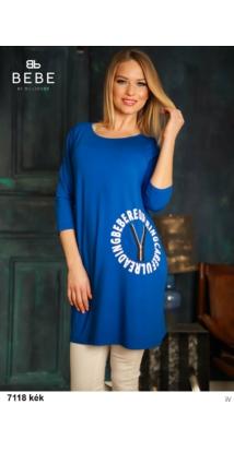 7118 Karina tunika kék