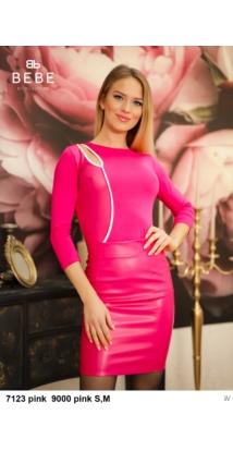 Penny felső 7123 pink