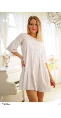 7138 Rita ruha fehér