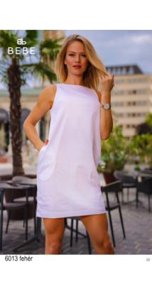 6013 Elena ruha fehér