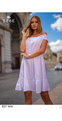 6021 Lolita ruha fehér