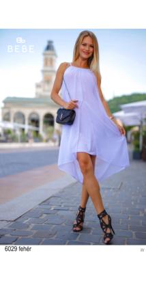 6029 Seron ruha fehér