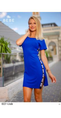 6031 Tina ruha k.kék