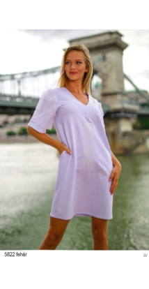 5822 Palermo ruha fehér