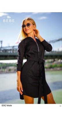 6042 Piri ruha fekete