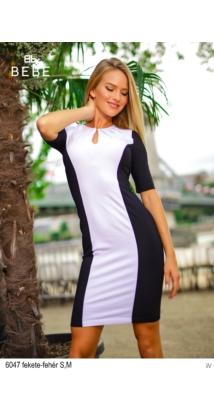 6047 Imola ruha fekete-fehér