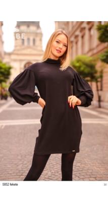 5852 Bari ruha fekete