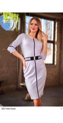 8207 Taylor ruha fehér