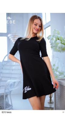 8215 Jázmin ruha fekete
